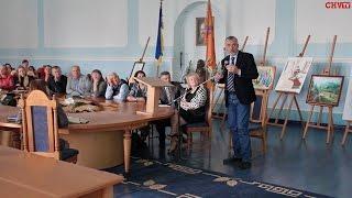 До Дня пам'яток історії та культури України у ЧНУ провели урочисте засідання