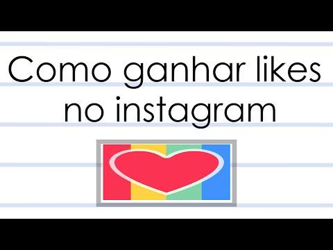 Como Ganhar Curtidas no Instagram iIimitadas - Novo Método