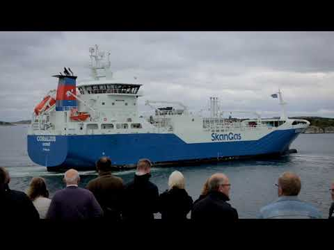 LNG Bunkering Vessel, Coralius