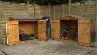Shed-plus Small Storage Range