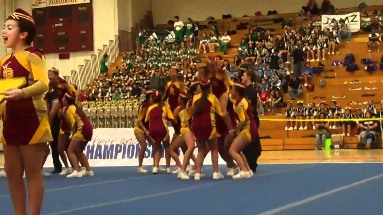 Long beach ca midget cheer
