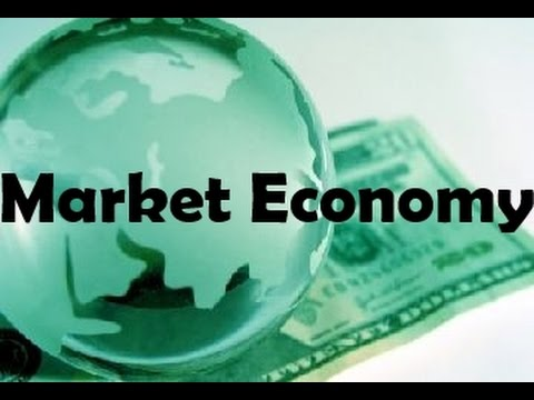 what is market economy youtube