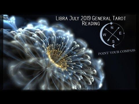 Libra **That Lovin' Feelin' is Gone** July 2019 General Tarot