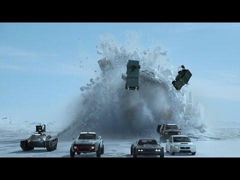 【映画】★ワイルド・スピード ICE BREAK(あらすじ・動画)★