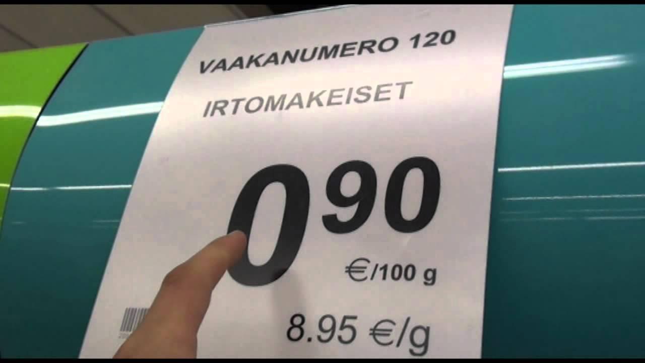 K market lauttasaari