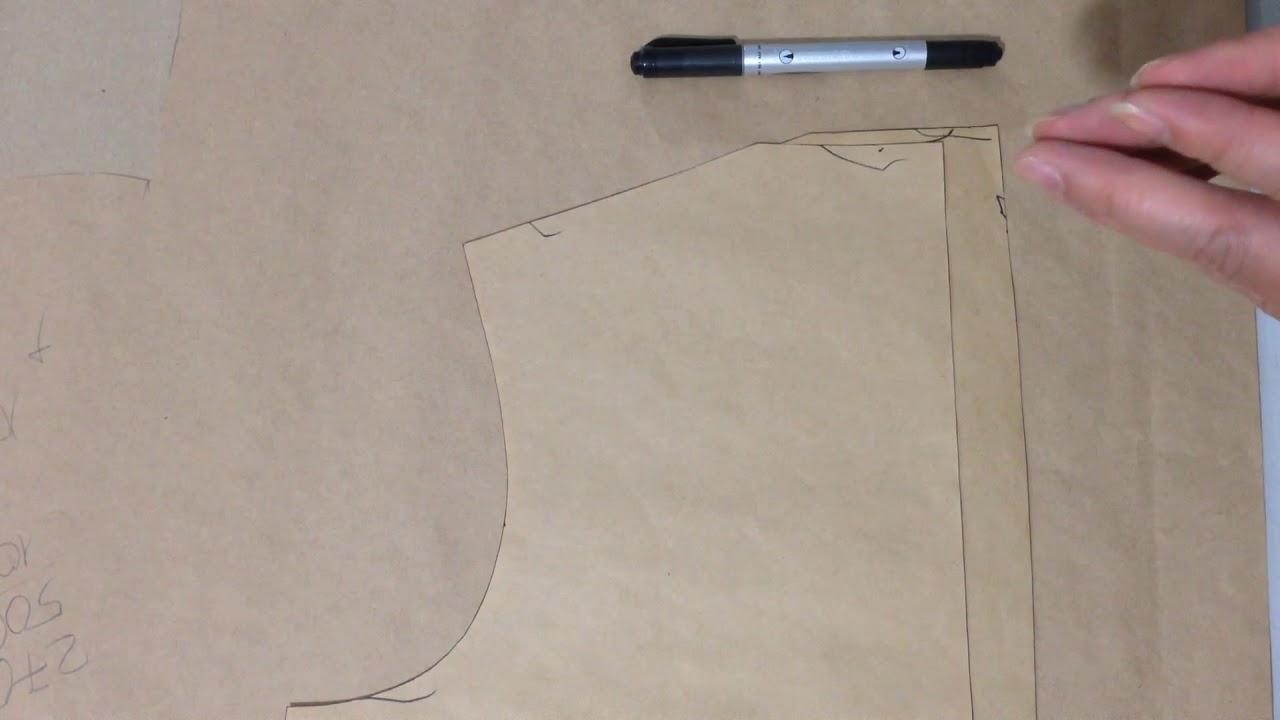 Số 16: Cách cắt cổ lá Sen ngồi-  How to cut neck lotus leaf sitting.