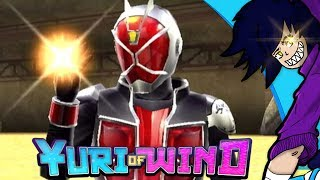 "Yuriofwind: Kamen Rider Super Climax Heroes (Wii / PSP) ""review"""