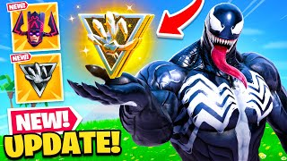 *NEW* MYTHIC VENOM is OP in Fortnite! (Galactus Update + MORE)