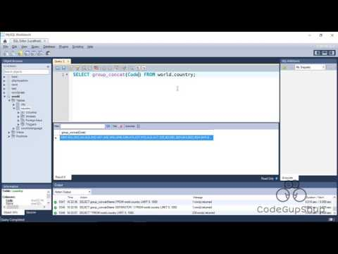 Understanding Group_concat In MySQL | Tutorials In Hindi