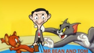Dessin animé complet en francais de tom et jerry and Mr Bean - Animation de comédie épisode complet
