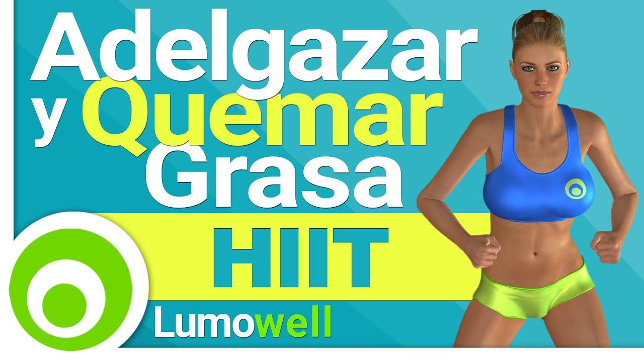 Adelgazar y quemar grasa con el entrenamiento hiit 15 for Hierbas para bajar de peso y quemar grasa