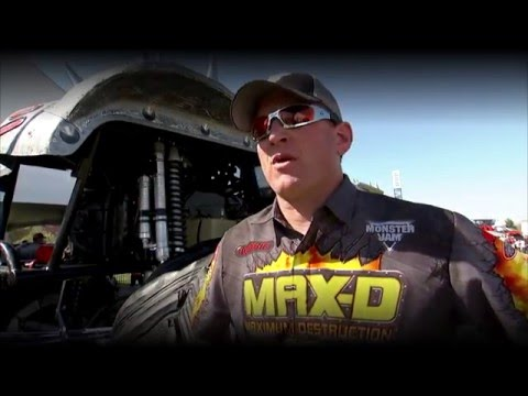 Monster Jam in Sam Boyd Stadium - Las Vegas, NV 2014 - Full Show - Episode 6