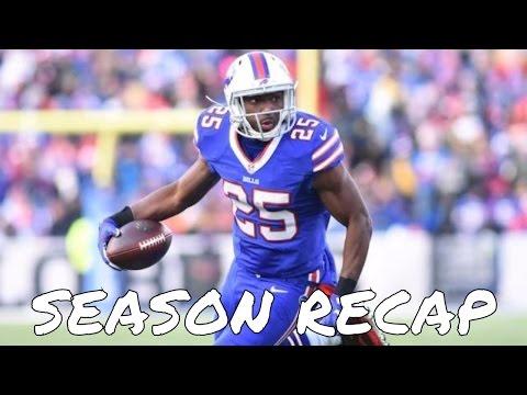 Buffalo Bills 2016 NFL Season Recap + 2017 Free Agency and Draft Preview