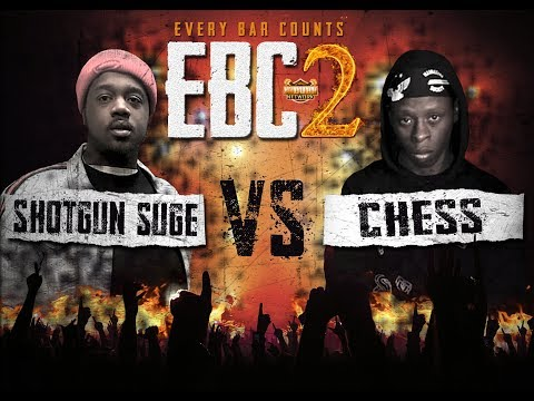 EBC 2 Shotgun Suge vs Chess