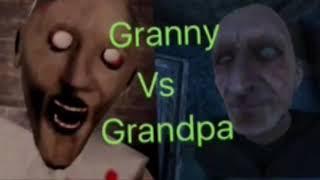 คุณยายGranny vs ตา grandpa ราชาเกมผี( top horror)