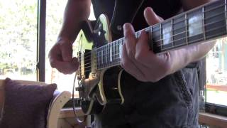 1969 Gibson Les Paul Custom Thru Soldano Lucky 13 Eddie Vegas www.eddievegas.com