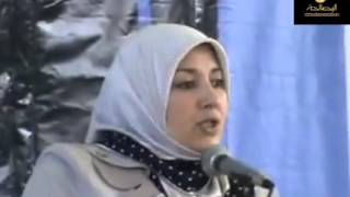 Naïma Salhi, la girouette islamiste