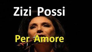 Karaoke Zizi Posse Per amore  ( Qualidade Igual ao Original )