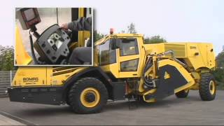 BOMAG MPH 125 Stabilizer and Recycler