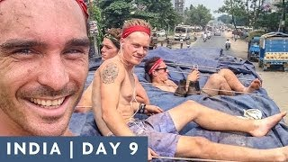 TRUCK SURFING | DAY 9 INDIA ADVENTURE