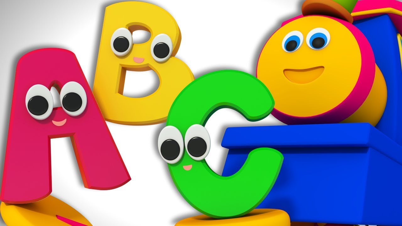 Kids Train Learning Videos ABC APK download