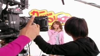 SASAKI NOZOMI PROTO GOO「鬼店長編」CM MAKING 사사키노조미 프로토 구...