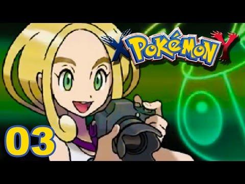 Pokémon Y #03 : PREMIER BADGE !