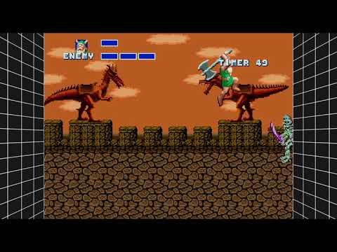 Golden Axe Challenge: Duel Purpose - Sega Genesis Classics thumbnail