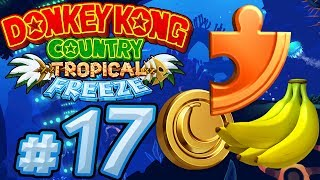DONKEY KONG COUNTRY TROPICAL FREEZE # 17 ★ Die Rache der Riesen-Krake! [HD]
