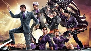 Saints Row IV - Game Of The Century Edition Gameplay(Free roam - No commentary)