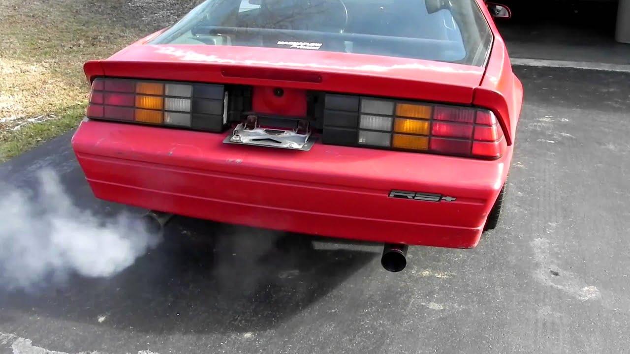 1990 Camaro RS V8 5 0L Exhaust Clip
