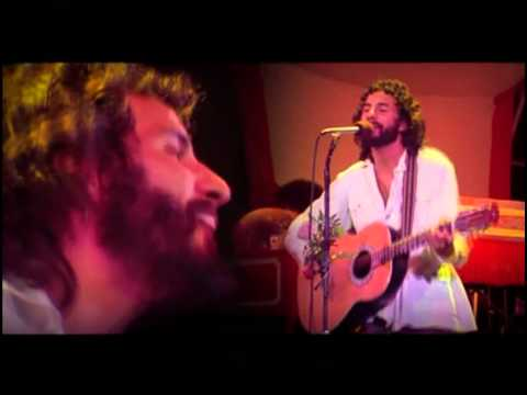 Cat Stevens - Peace Train - Live Concert