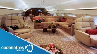 Los aviones privados más caros del mundo / The most expensive private jets in the world