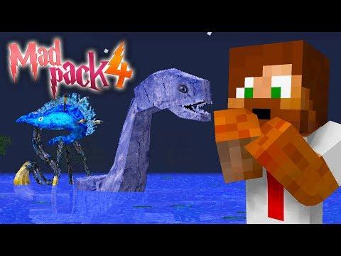 LOCH NESS-ODJURET!   Madpack 4 - #3