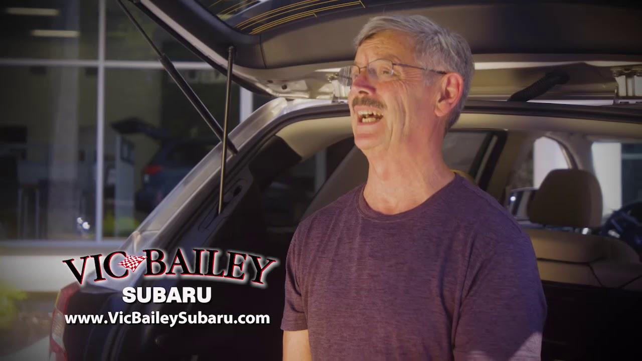 Vic Bailey Subaru Customer Testimonial Youtube
