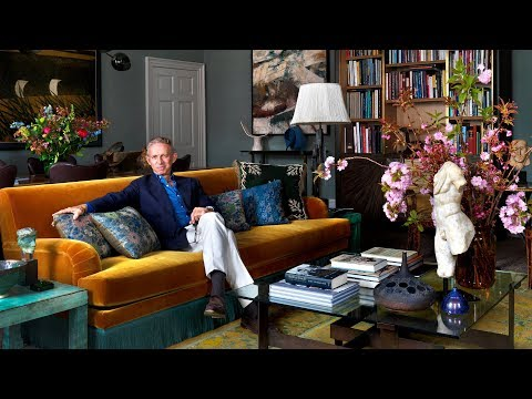 Inside Interior Designer Douglas Mackie's Laboratory of Art