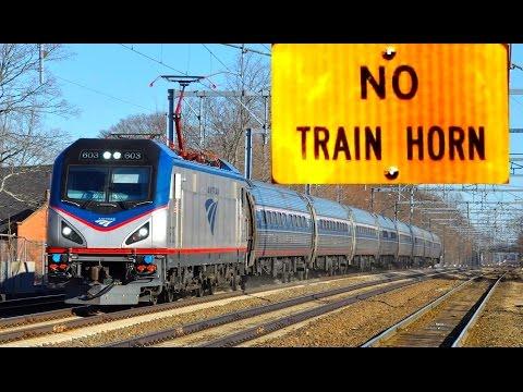 Quiet Trains!