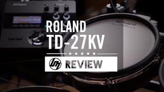 Roland TD-27KV Electronic Drum Kit Review | Better Music