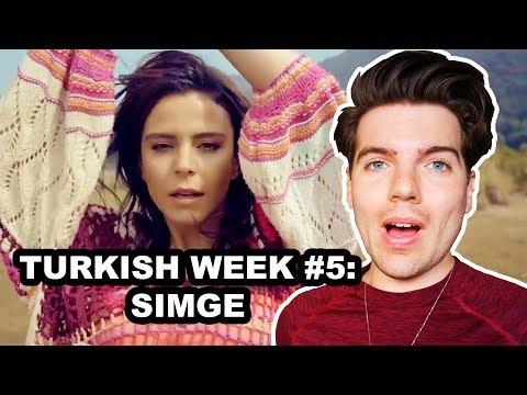 REACTION: SIMGE - BEN BAZEN | TURKISH WEEK #5