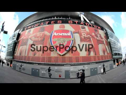 General views of The Emirates Stadium, home to Arsenal Fo...