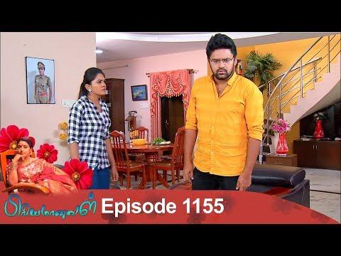 Priyamanaval Episode 1155, 27/10/18 - YouTube