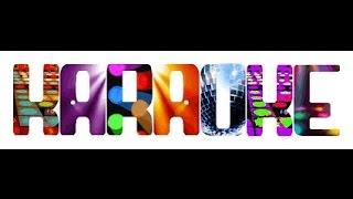 aaj soncha to aansoo bhar aaye karaoke