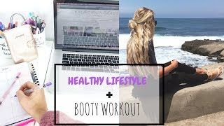3 tips to develop a healthy lifestyle in 2018 | booty workout
