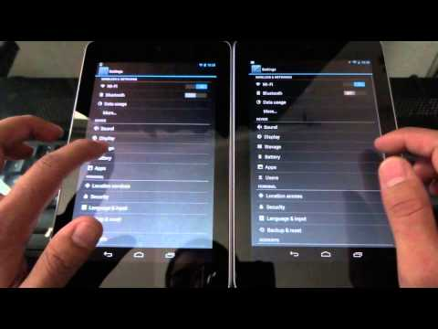 Android 4.1 vs Android 4.2