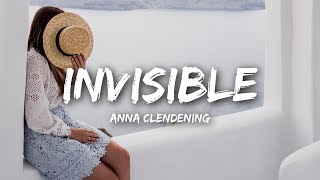 Download lagu Anna Clendening - Invisible