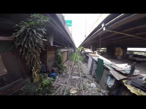 A Journey Through the Bangkok Slums