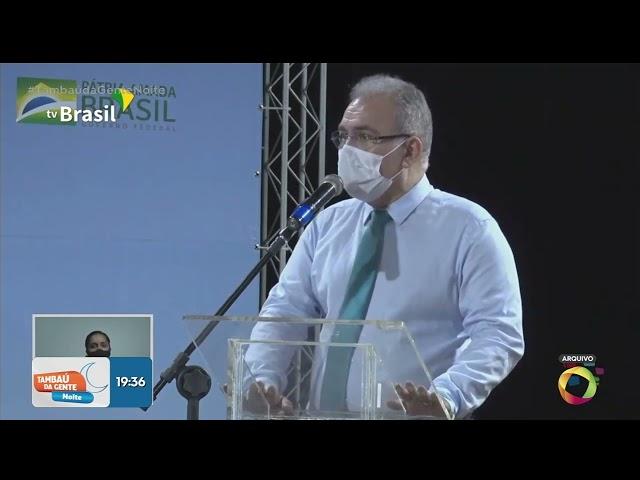 Ministro da saúde Marcelo Queiroga cumpre agenda na Paraíba nesta sexta - Tambaú da Gente Noite