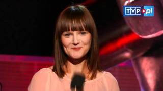 """The Voice of Poland - Kasia Lisowska - """"Only Girl"""