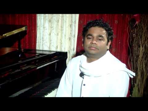 A.R Rahman Exclusive Interview - Maryan