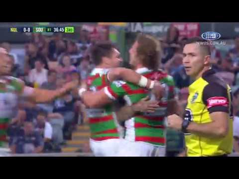 NRL Highlights: North Queensland Cowboys v South Sydney Rabbitohs - Round 11
